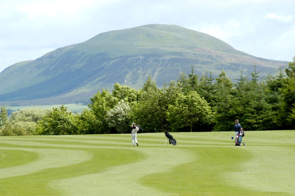 Golf at the Green
